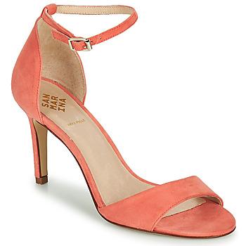 Sapatos Mulher Sandálias San Marina ARLANA/VEL Rosa