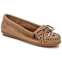 Sapatos Mulher Mocassins Minnetonka THUNDERBIRD II Toupeira