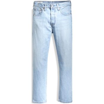 Textil Mulher Calças de ganga Levi's - Jeans 36200-0124 BLU