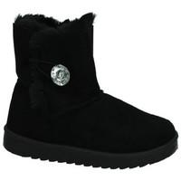 Sapatos Mulher Botas de neve H.f Shoes  Preto