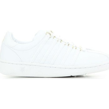 Sapatos Mulher Sapatilhas K-Swiss Classic VN Branco
