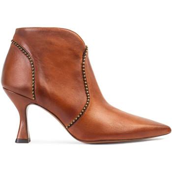 Sapatos Mulher Botins Paco Gil OFELIA Castanho