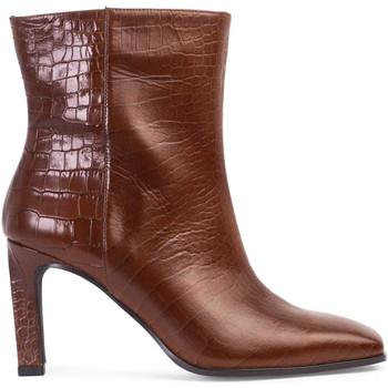 Sapatos Mulher Botins Paco Gil URSULA Castanho