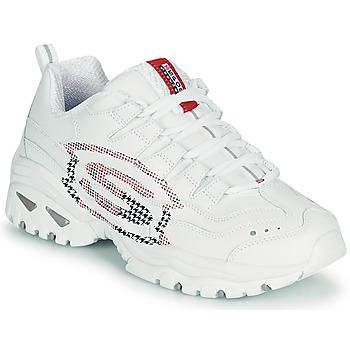 Sapatos Mulher Sapatilhas Skechers ENERGY/SKY VISION Branco