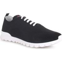 Sapatos Homem Sapatilhas Kiton USSFITSN008090300P Preto