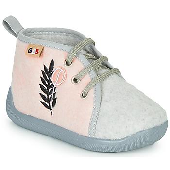 Sapatos Criança Chinelos GBB APOLOCHON Rosa