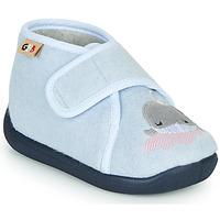 Sapatos Criança Chinelos GBB APOCHOU Azul