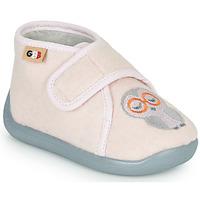 Sapatos Rapariga Chinelos GBB APOCHOU Rosa