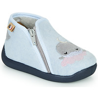 Sapatos Rapariga Chinelos GBB APOPOTAM Azul