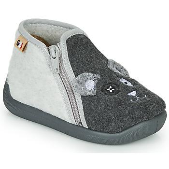 Sapatos Rapariga Chinelos GBB APOPOTAM Preto