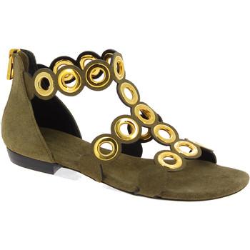 Sapatos Mulher Sandálias Barbara Bui L5217CRL27 Marrone chiaro