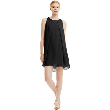 Textil Mulher Vestidos curtos Kocca Vestido Dornothen Preto