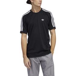 Textil T-Shirt mangas curtas adidas Originals Aeroready club jersey Preto