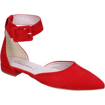 Sapatos Mulher Sabrinas Olga Rubini BJ388 vermelho