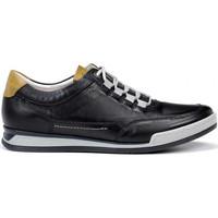 Sapatos Homem Sapatilhas Fluchos F0146 Azul