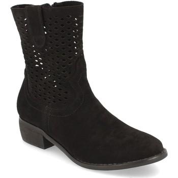 Sapatos Mulher Botins Buonarotti 1S-1097 Negro