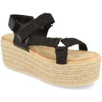 Sapatos Mulher Sandálias Buonarotti 1CF-1029 Negro