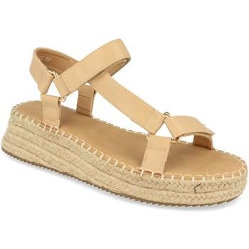 Sapatos Mulher Sandálias Buonarotti 1EC-1103 Beige