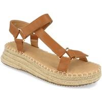Sapatos Mulher Sandálias Buonarotti 1EC-1103 Camel
