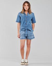 Textil Mulher Macacões/ Jardineiras Betty London ONIOU Azul