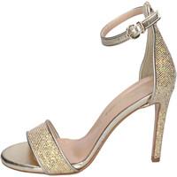 Sapatos Mulher Sandálias Olga Rubini BJ402 Prata
