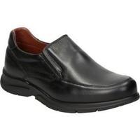 Sapatos Homem Mocassins Nuper ZAPATOS  1251 CABALLERO NEGRO Noir
