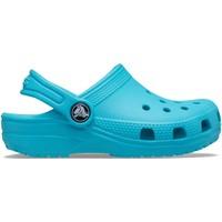 Sapatos Criança Tamancos Crocs Crocs™ Kids' Classic Clog Digital Aqua