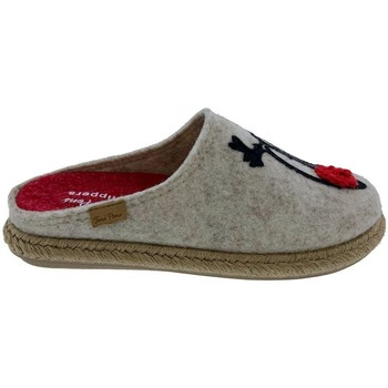 Sapatos Mulher Chinelos Toni Pons Zapatillas de Casa  Miri-Fp Deer Bege
