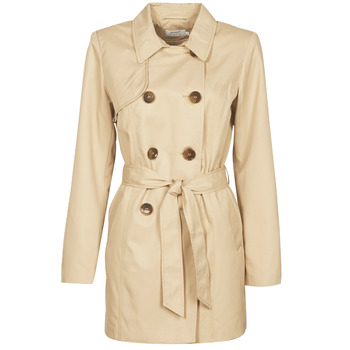 Textil Mulher Trench Only ONLVALERIE Bege