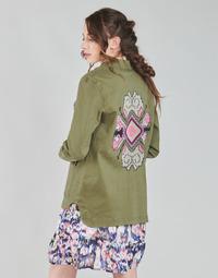 Textil Mulher Casacos/Blazers Only ONLAUDREY Cáqui
