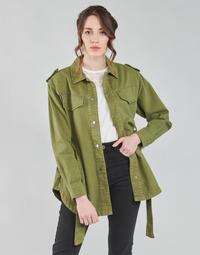 Textil Mulher Casacos/Blazers Only ONLNORA Cáqui