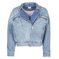 Textil Mulher casacos de ganga Only ONLJACK Azul