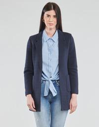 Textil Mulher Casacos/Blazers Only ONLBAKER-LINEA Marinho