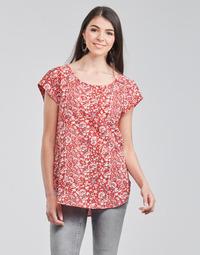 Textil Mulher Tops / Blusas Only ONLNOVA Vermelho