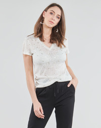 Textil Mulher Tops / Blusas Only ONLSTEPHANIA Branco