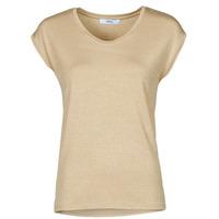 Textil Mulher Tops / Blusas Only ONLHARPER Bege