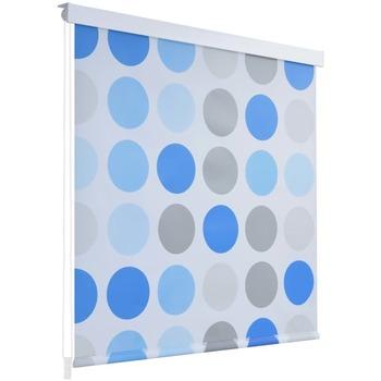 Casa Cortinados VidaXL Cortina para o duche 160 x 240 cm Azul