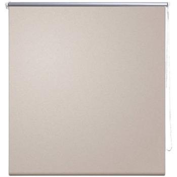 Casa Cortinados VidaXL Estore de rolo 100 x 230 cm Bege