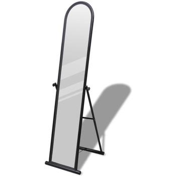 Casa Espelhos VidaXL Espelho 38 x 43 x 152 cm Preto