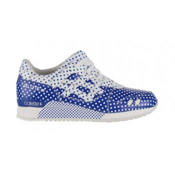 Sapatos Sapatilhas Asics Gel Lyte 3 x Colette Dark Blue/White