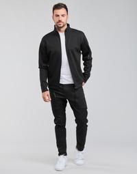 Textil Homem Calça com bolsos G-Star Raw ZIP PKT 3D SKINNY CARGO Preto