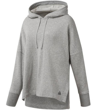 Textil Mulher Sweats Reebok Sport Us French Terry Tunic Cinza