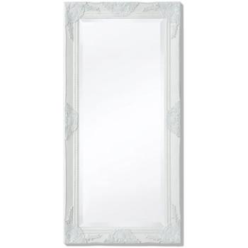Casa Espelhos VidaXL Espelho 100 x 50 cm Branco