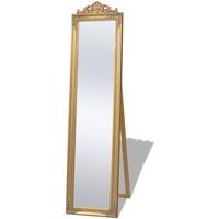 Casa Espelhos VidaXL Espelho 160 x 40 cm Ouro