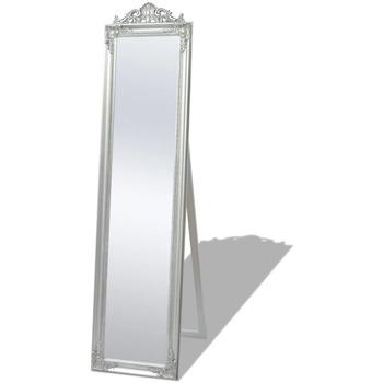 Casa Espelhos VidaXL Espelho 160 x 40 cm Prateado