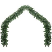 Casa Decorações festivas VidaXL Grinalda 5 m Verde