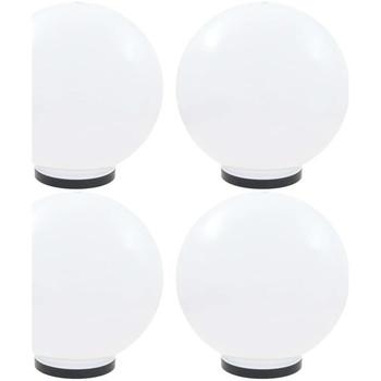 Casa Candeeiros de exterior VidaXL Iluminação de exterior 40 cm Branco