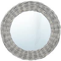 Casa Espelhos VidaXL Espelho 40 cm Marrom