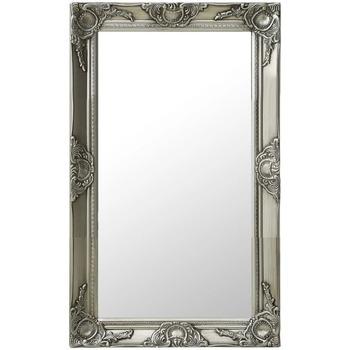 Casa Espelhos VidaXL Espelho 50 x 80 cm Prateado