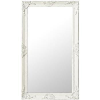 Casa Espelhos VidaXL Espelho 60 x 100 cm Branco